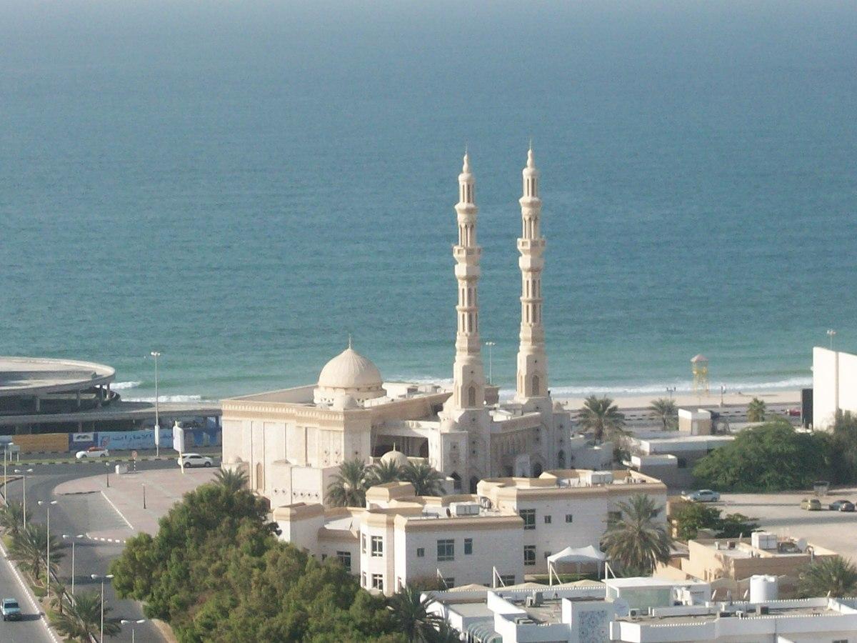 Ajman : un état à découvrir avec votre visa pour les émirats arabes unis
