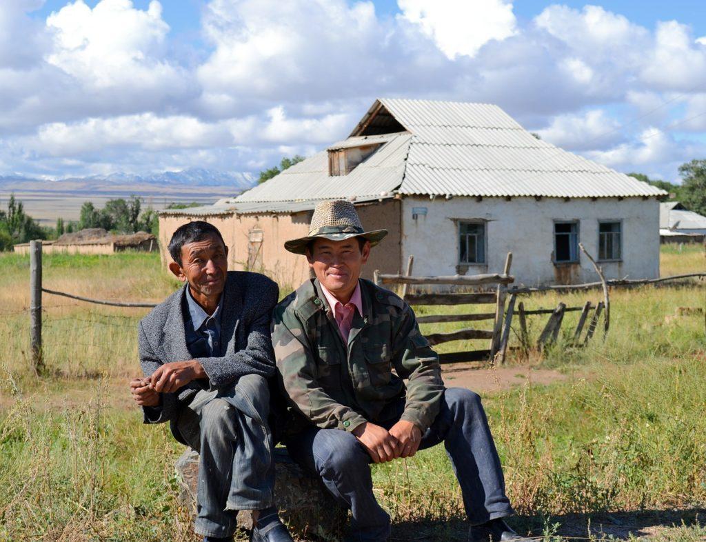 Kirghizistan : une population accueilante