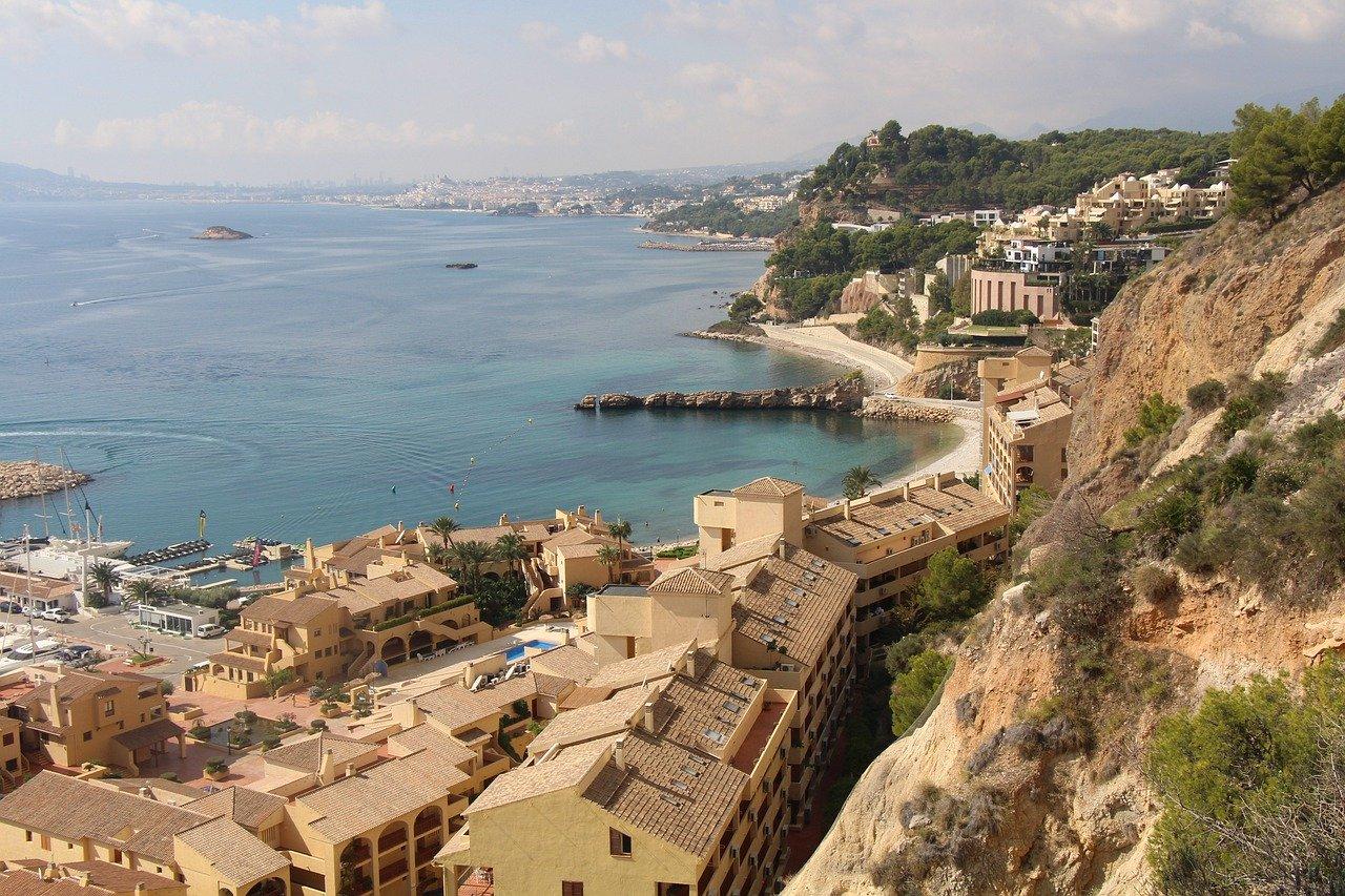 Costa Blanca-vacances en Espagne